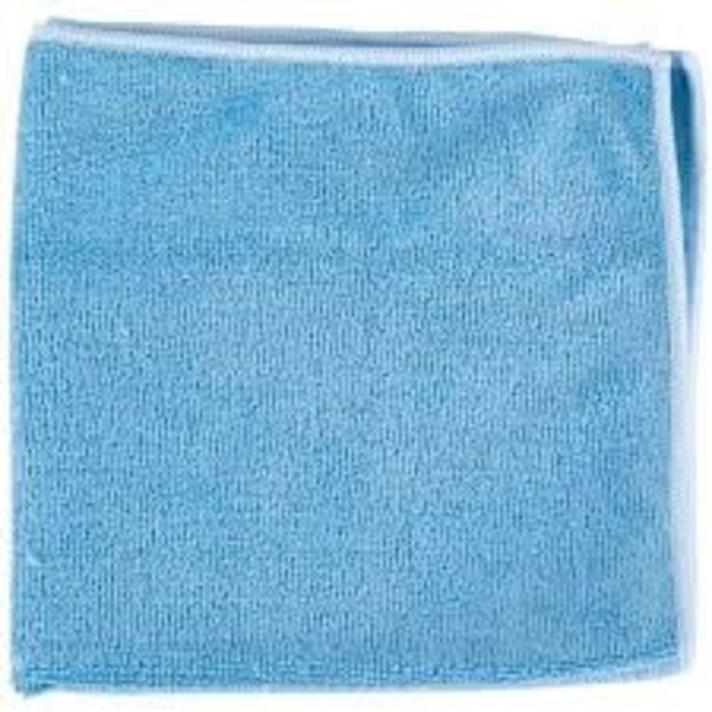 Unger SmartColor™ MicroWipe 4000, Microvezeldoek, blauw