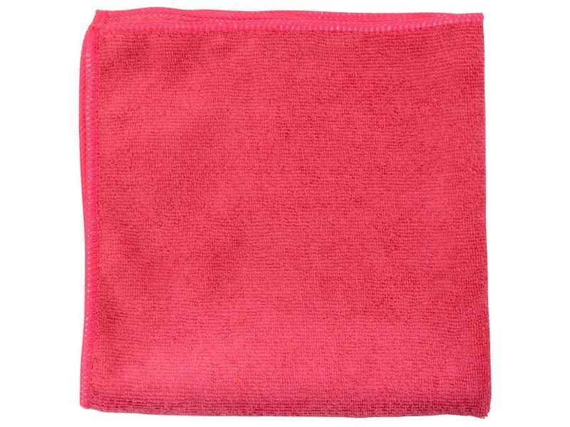 Unger Unger SmartColor™ MicroWipe 500, Microvezeldoek, rood