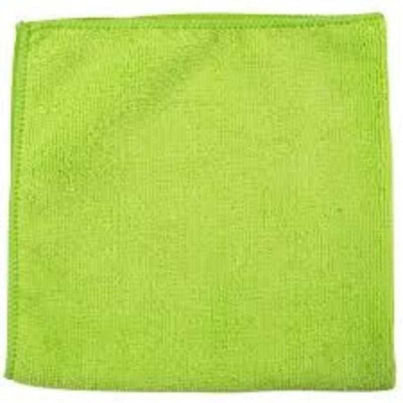 Unger SmartColor MicroWipe 200, Microvezeldoek, groen