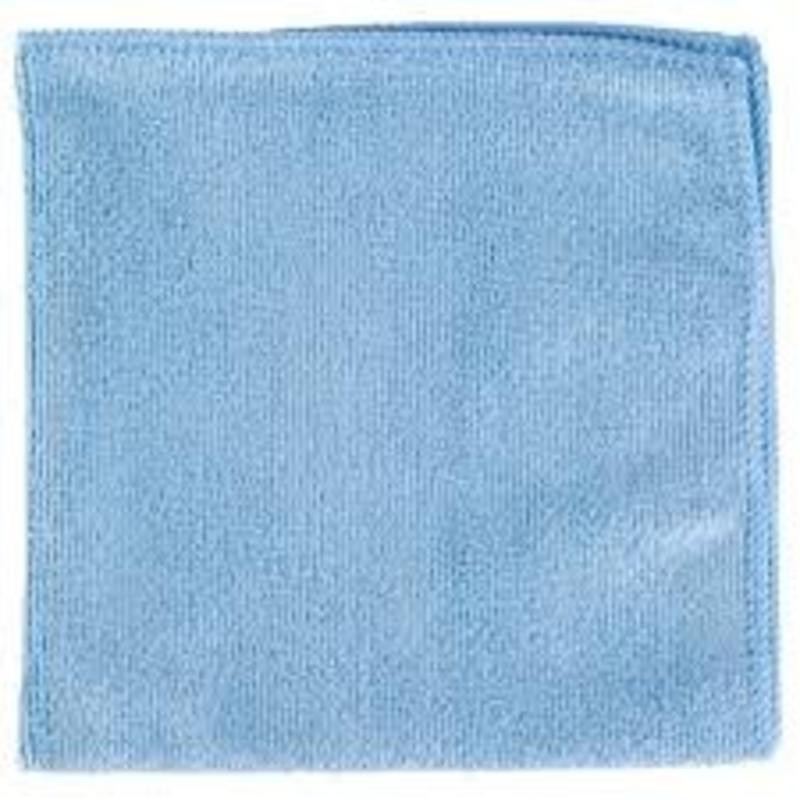 Unger SmartColor MicroWipe 200, Microvezeldoek, blauw