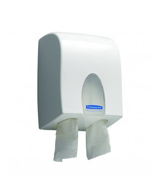 Kimberly Clark KIMBERLY-CLARK PROFESSIONAL* Gevouwen Handdoek Dispenser - Intergevouwen - Wit