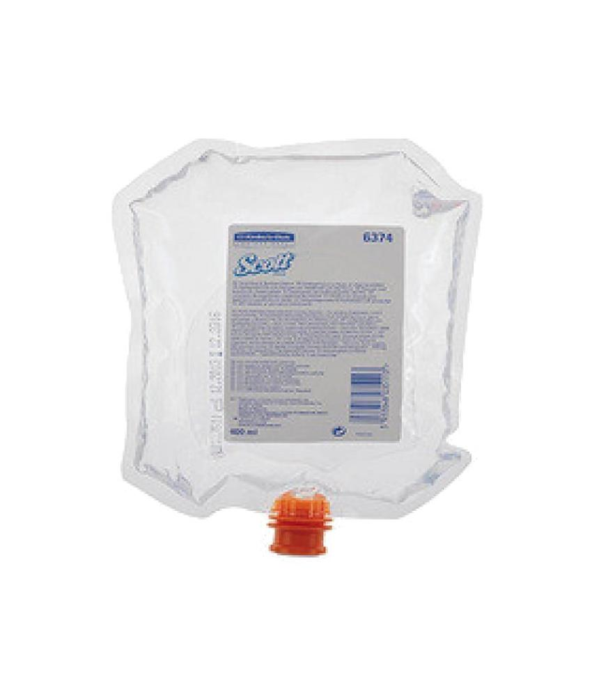 SCOTT® Toiletbril- & Oppervlaktereiniger - zak / 400ml - Transparant