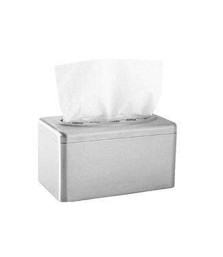 Kimberly Clark KIMBERLY-CLARK PROFESSIONAL* RVS Handdoeken Dispenser - POP-UP Doos / Small - Zilverkleurig