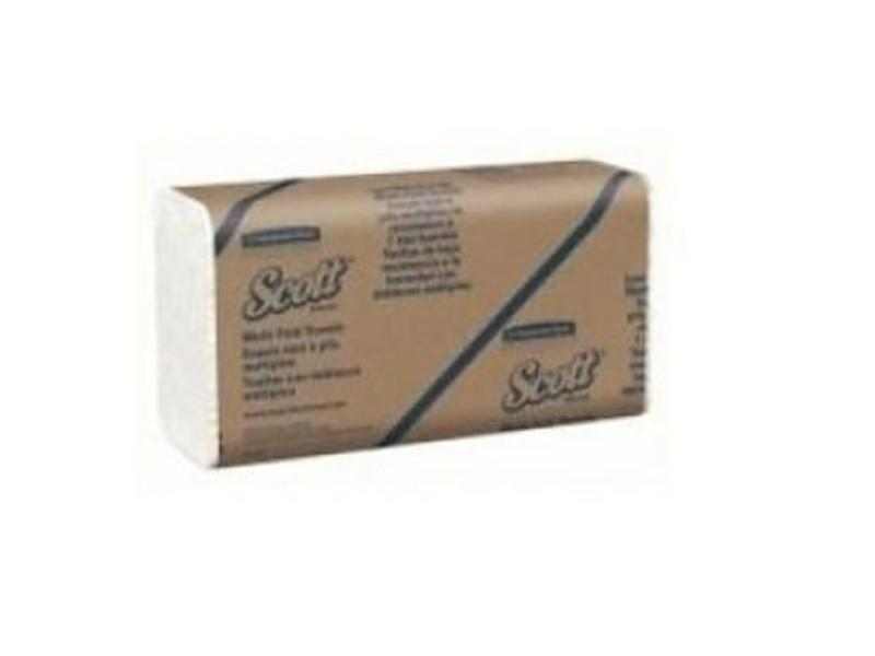 Kimberly Clark SCOTT® Handdoeken - MultiFold / Medium - Wit