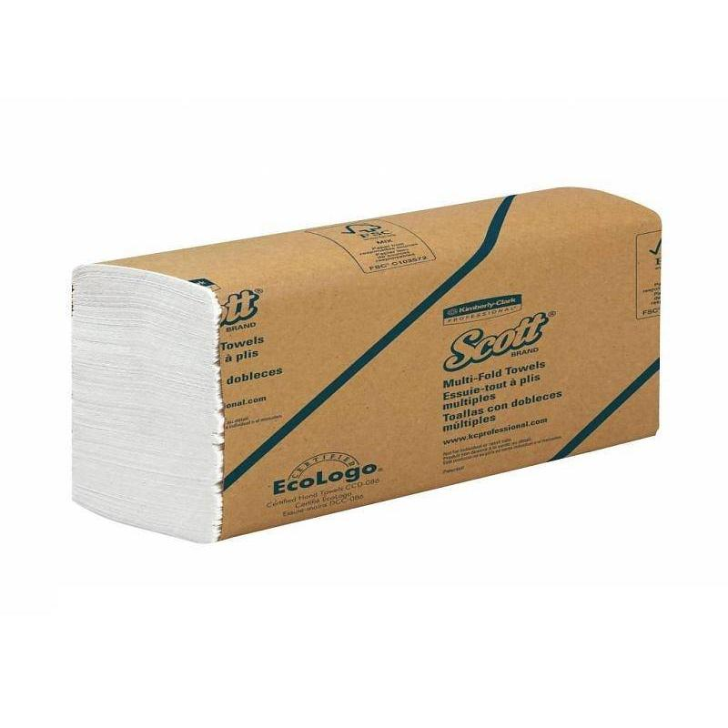 SCOTT® Handdoeken - MultiFold - Wit
