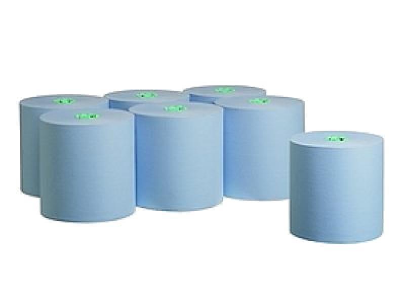 Kimberly Clark SCOTT® MAX Handdoeken - Rol - Blauw