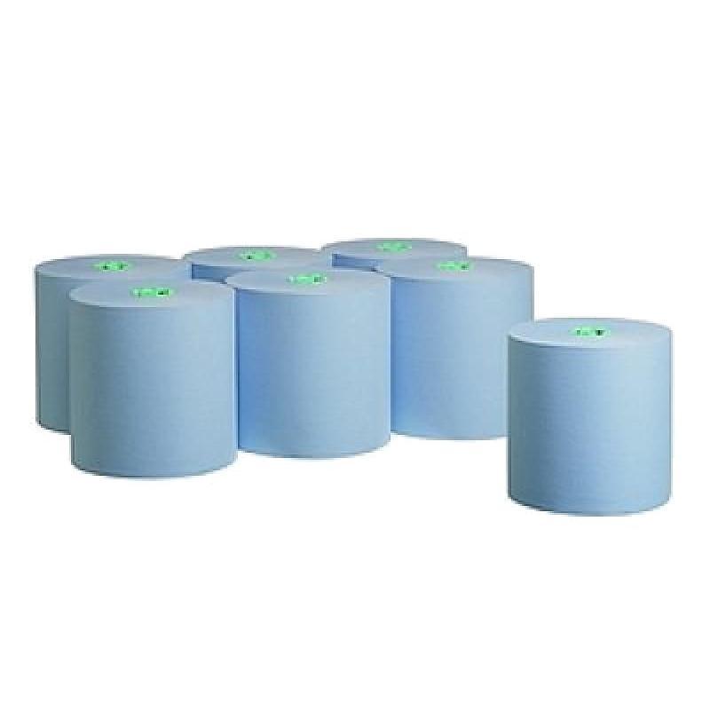 SCOTT® MAX Handdoeken - Rol - Blauw