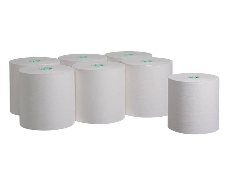 Kimberly Clark SCOTT® MAX Handdoeken - Rol - Wit