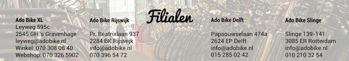 Ado Bike XL - Uw online fietsenwinkel in Den Haag, Rotterdam, Delft en Rijswijk.