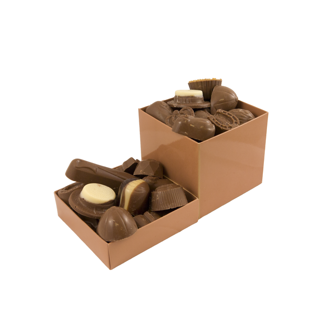 Bonbons met slagroom vulling 500 gram
