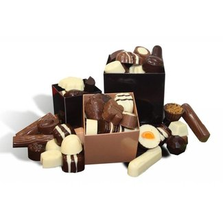 XXL chocolade bonbons assortiment 1000 gram