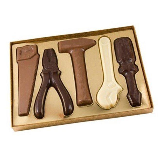 Chocolade gereedschap set 200 gram