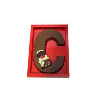 Chocolade sinterklaas letter 200 gr