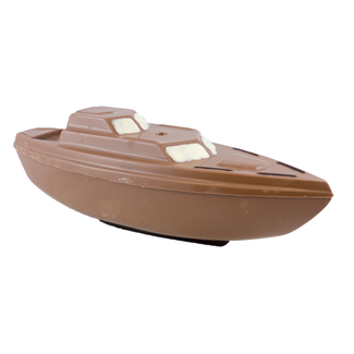Chocolade boot - jacht - schip 36 x 11 x 14 cm