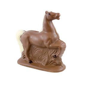 Chocolade Paard 20 x 20 cm