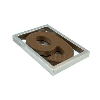 Chocolade dik cijfer 200 gram