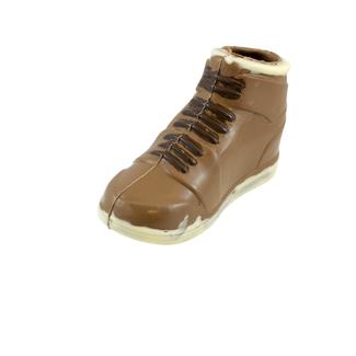 Chocolade hoge sneakers 20 x 8 x 11 cm