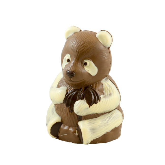Chocolade panda 26 x 17 x 15 cm