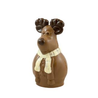 Chocolade Rendier Rudolf 22 cm
