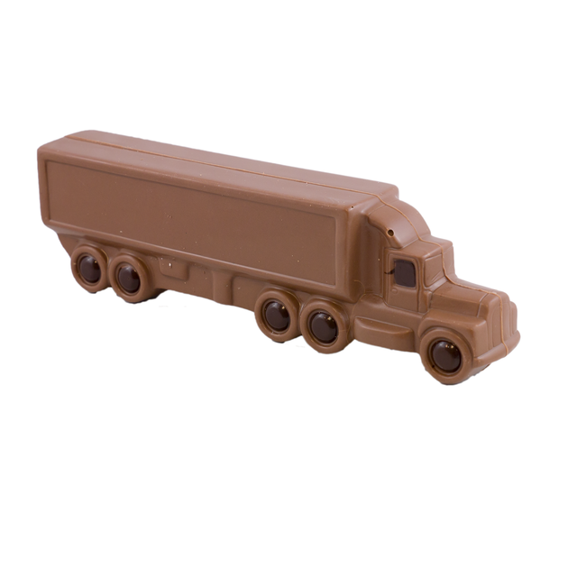 Chocolade truck 25 cm x 9 cm