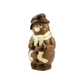 Chocolade Sneeuwpop 25 cm