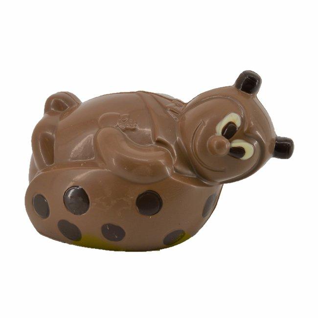 Chocolade Lieveheersbeestje 17 cm