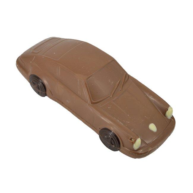 Chocolade auto Porsche 20 cm