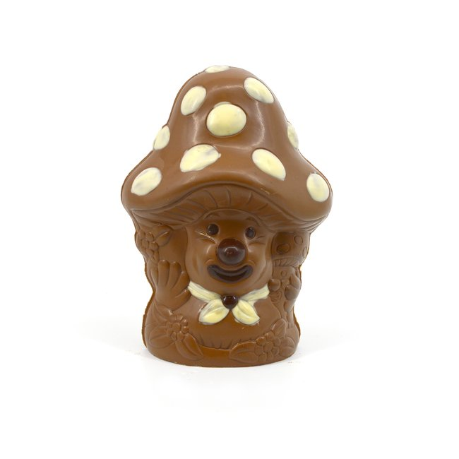 Chocolade Paddenstoel 25 cm