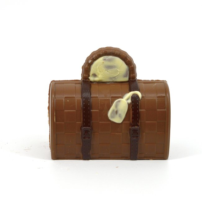 Chocolade Koffer 18 cm