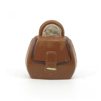 Chocolade Handtas 16 cm