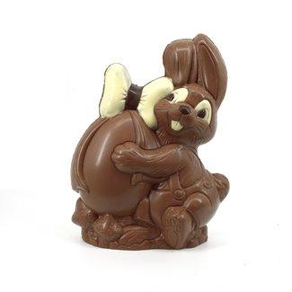 XL Chocolade Paashaasje 42 cm