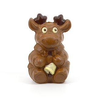Chocolade Rendier 25 cm