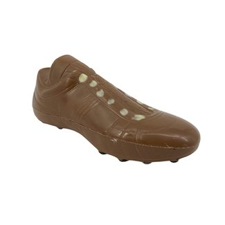 Chocolade voetbalschoen 20 x 8,5 x 5 cm