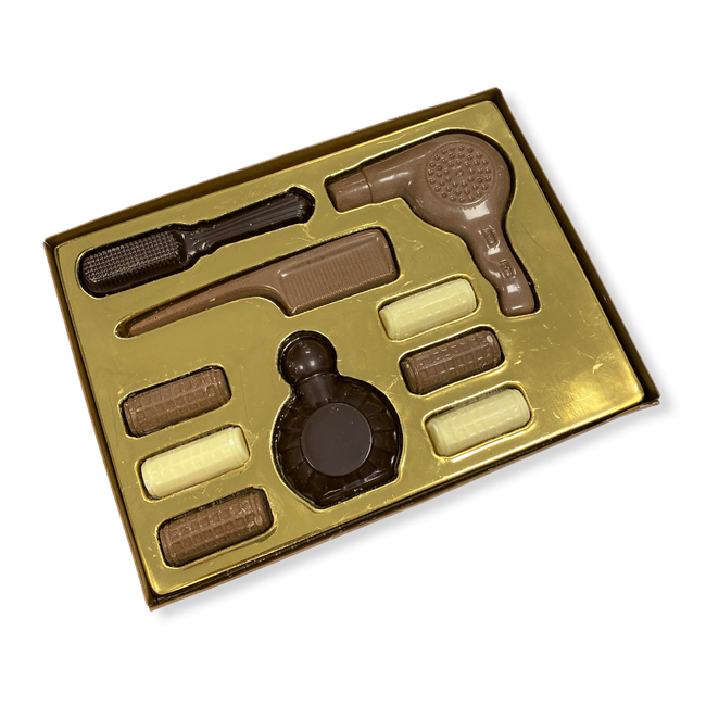 Chocolade kappers set 200 gram