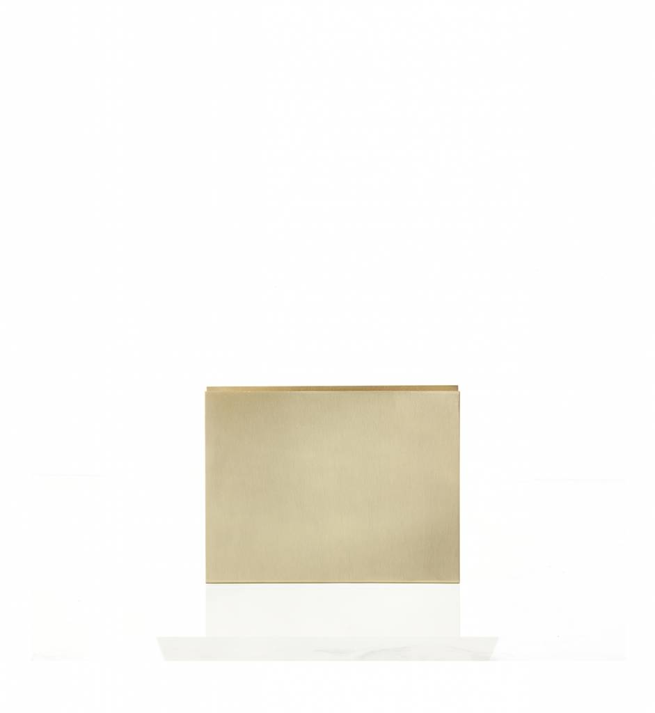Ferm Living Brass Wall Square