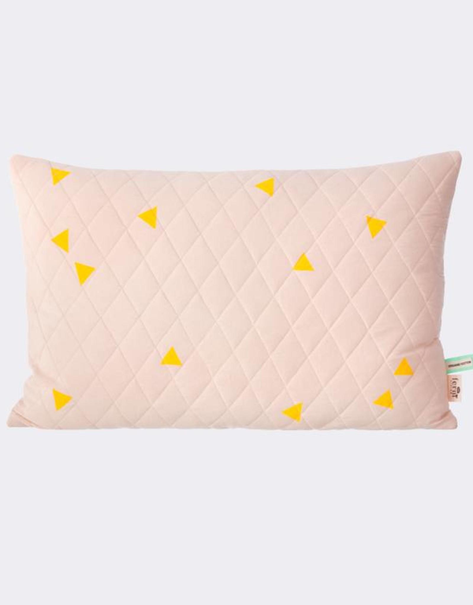 Ferm Living Teepee Cushion Rose