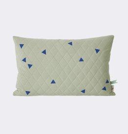 Ferm Living Teepee Cushion Mint