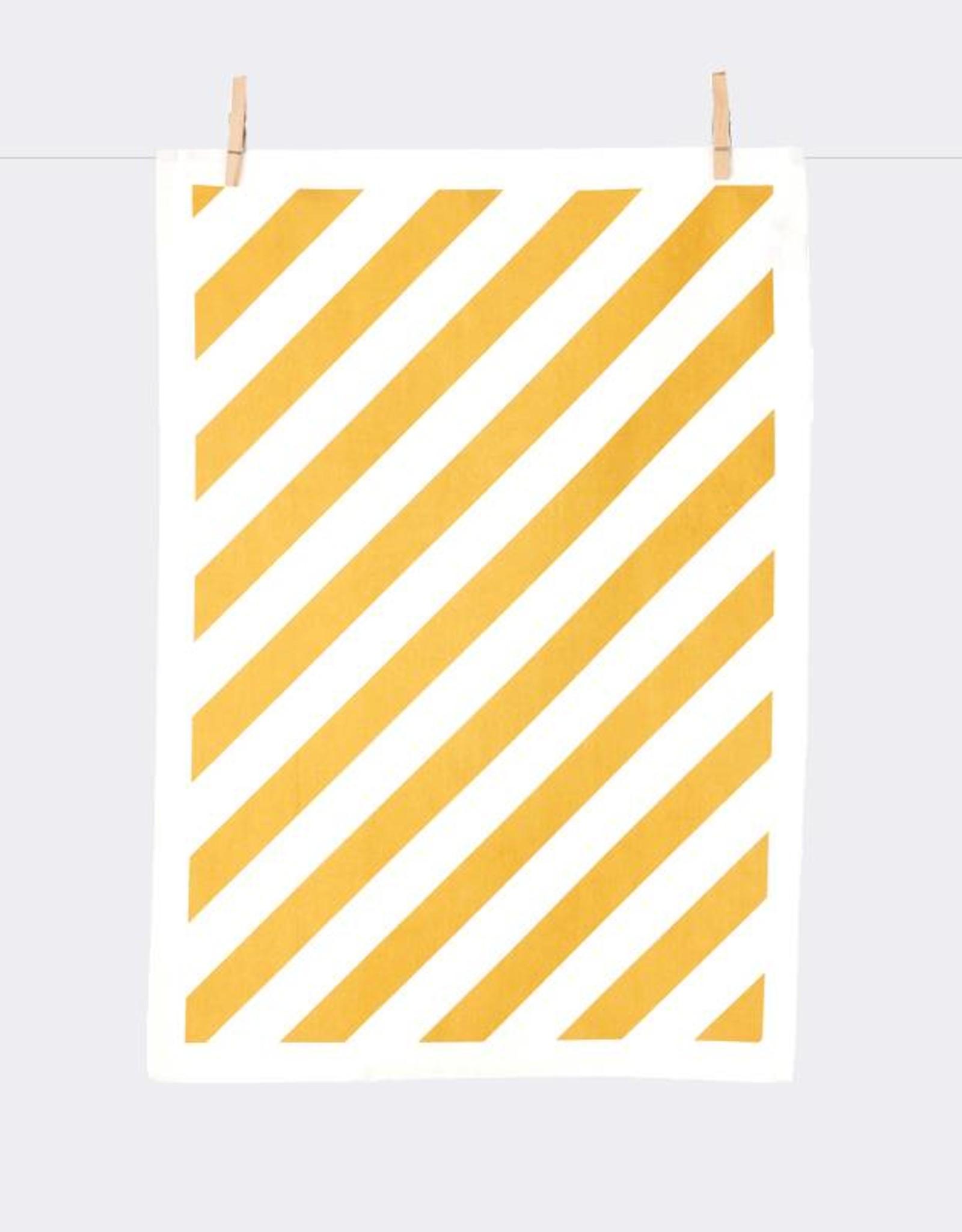 Ferm Living Tea Towel Curry