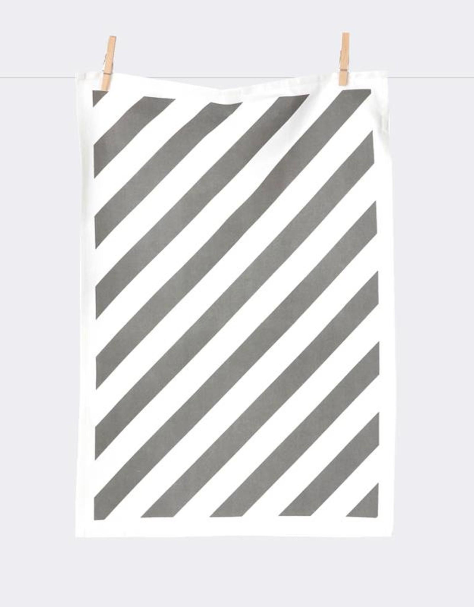 Ferm Living Tea Towel Grey