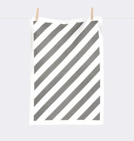 Ferm Living Tea Towel Grey