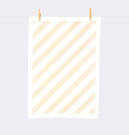 Ferm Living Tea Towel Rose