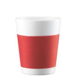 Bodum Canteen Mug Red