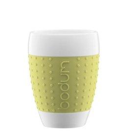 Bodum Pavina mug green