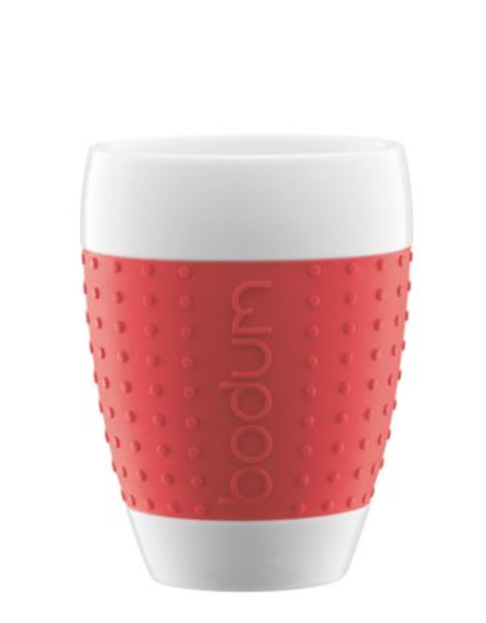 Bodum Pavina Mug Red