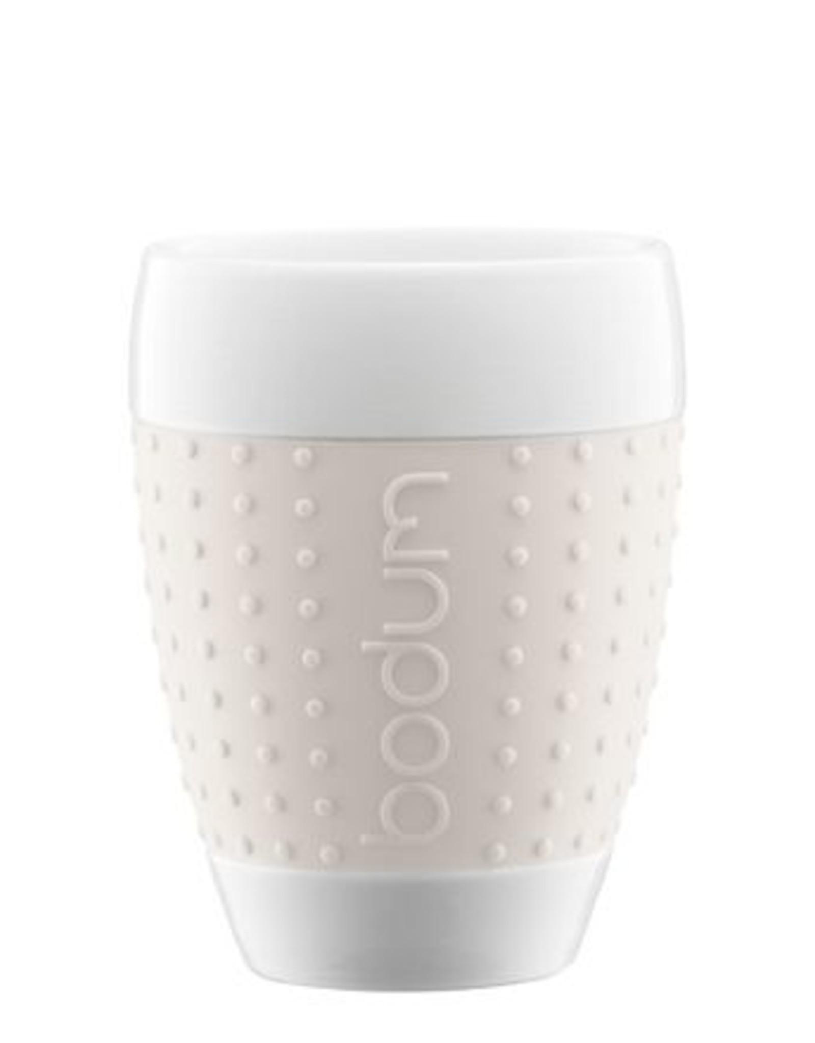Bodum Pavina mug white