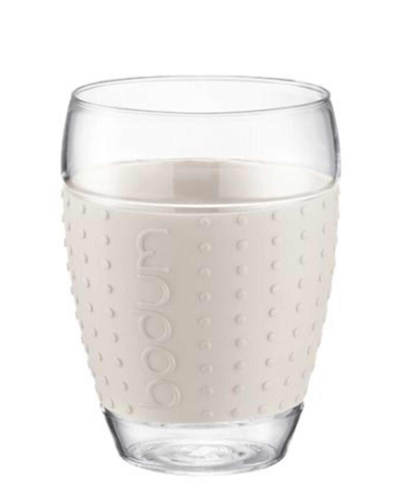 Bodum Pavina Glass White