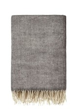 By Nord Grey Throw