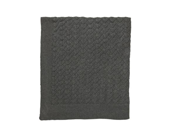 By Nord Throw Grey