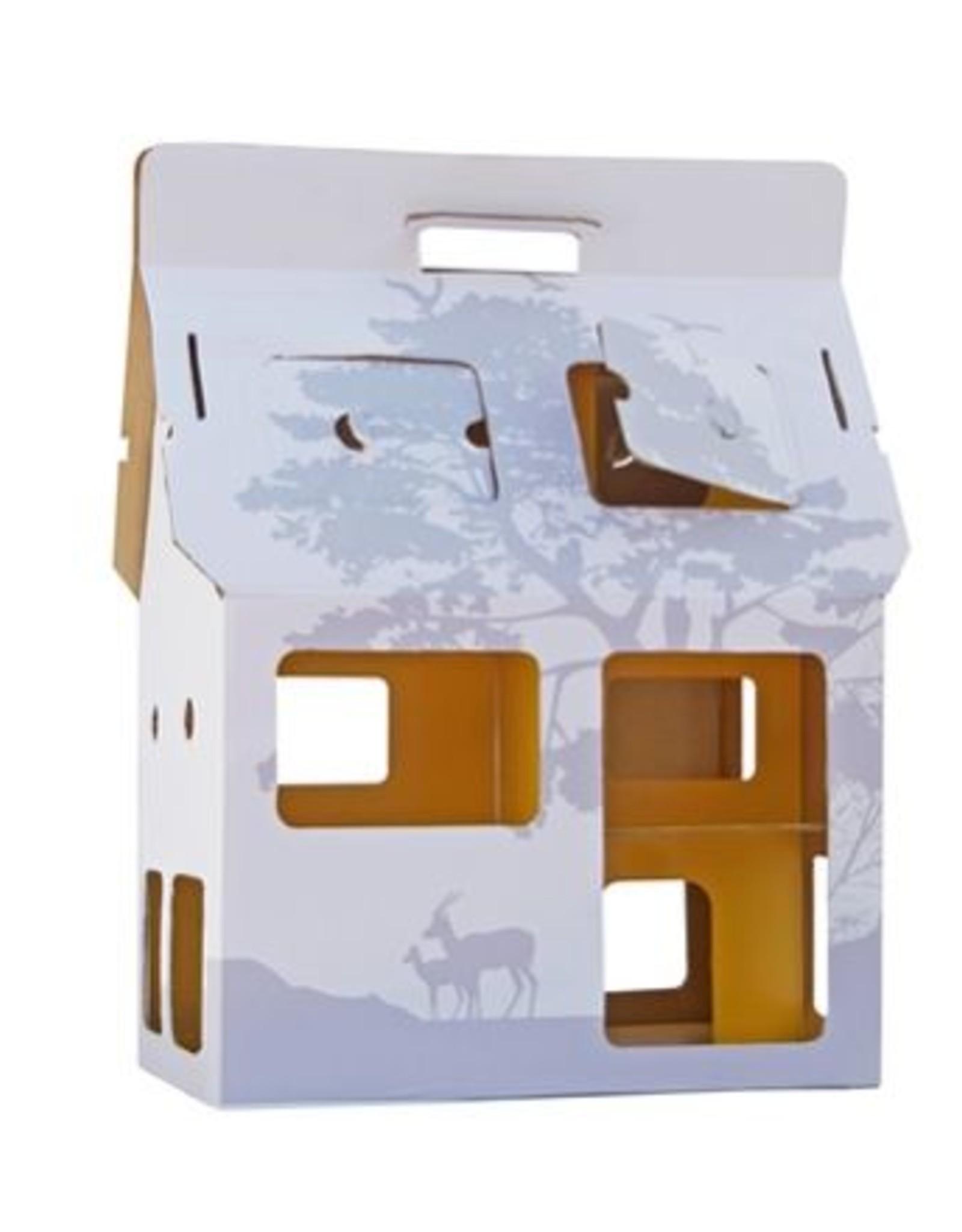 Kidsonroof Mobile Home Yellow