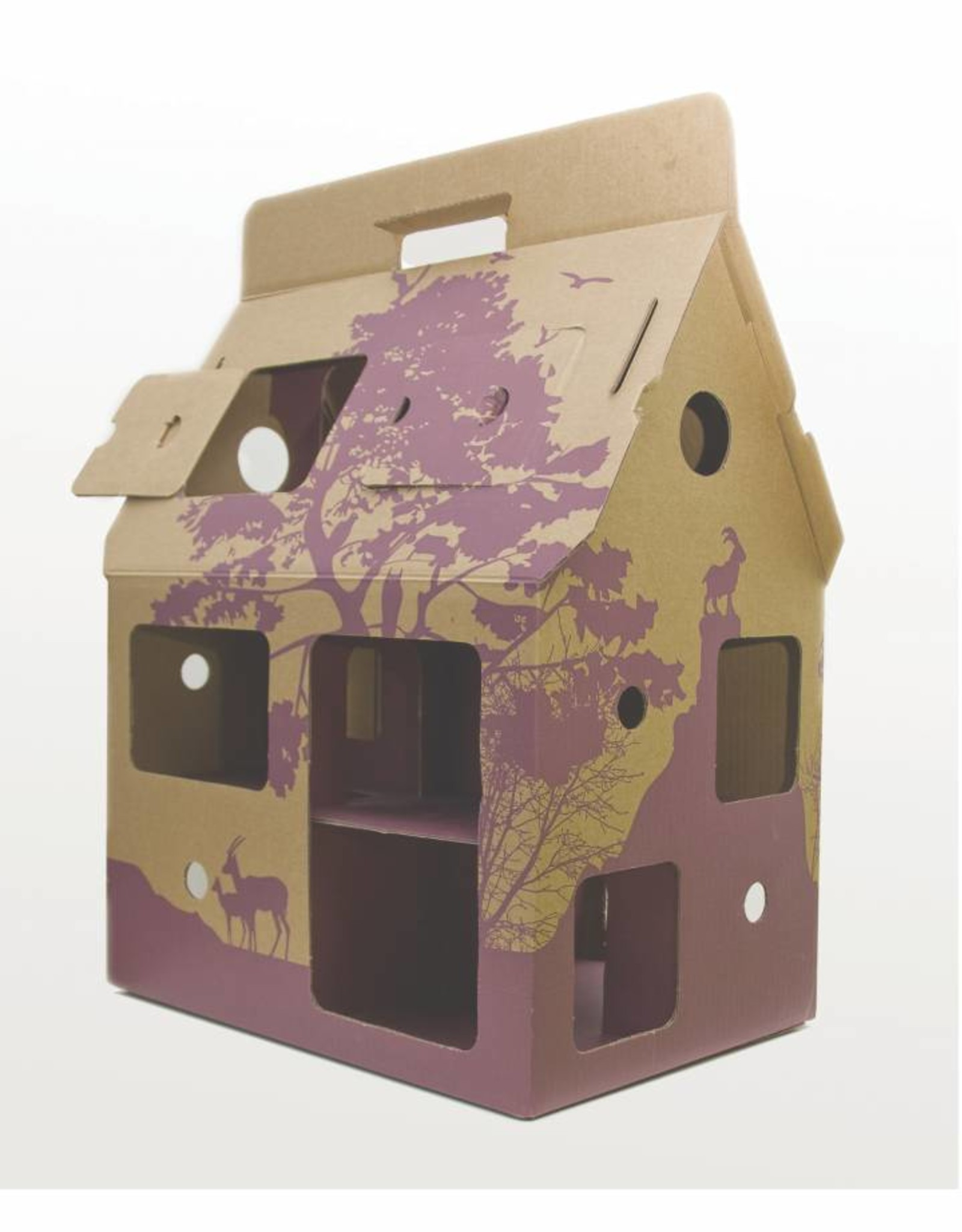 Kidsonroof Mobile Home Purple